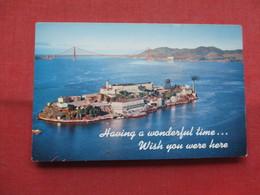 Prison     Alcatraz Island   San Francisco  Ref    3566 - Gevangenis