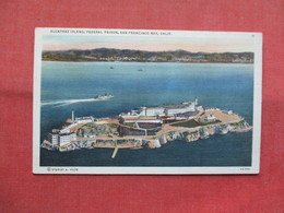 Prison     Alcatraz Island   San Francisco  Ref    3566 - Presidio & Presidiarios