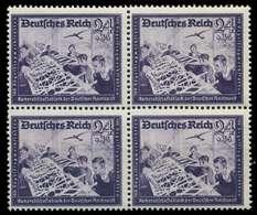 DEUTSCHES REICH 1944 Nr 893 Postfrisch VIERERBLOCK X8B0632 - Deutschland