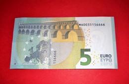 5 EURO M001F3 PORTUGAL - MA0035156666 - M001 F3 - UNC - NEUF - 5 Euro