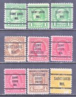 U.S. 632 +  PERF. 11 X 10 1/2   (o)  MISSOURI    1926-34 Issue - United States