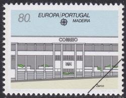 Specimen, Portugal Madeira Sc137 Europa, Zarco Post Office, Bureau De Poste - Europa-CEPT