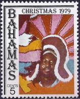 Bahamas 1979 - Mi 448 - YT 446 ( Christmas : Carnival Of Goombay ) MNH** - Bahamas (1973-...)