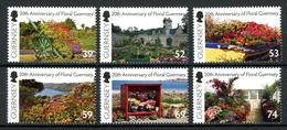 Guernsey MiNr. 1394-99 Postfrisch MNH Blumen (RS1558 - Guernsey