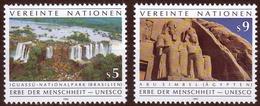 UNO Wien MiNr. 125/26 ** UNESCO-Welterbe - Sonstige - Europa