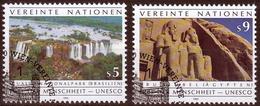 UNO Wien MiNr. 125/26 O UNESCO-Welterbe - Sonstige - Europa