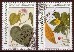 UNO Wien MiNr. 102/03 O Heilpflanzen - Sonstige - Europa