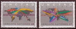UNO Wien MiNr. 176/77 ** 30 Jahre Konferenz Der Vereinten Nationen - Sonstige - Europa
