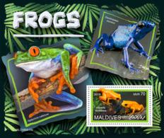 Maldives  2019 Fauna Frogs S201907 - Maldives (1965-...)