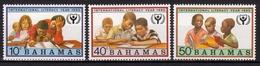 Bahamas MiNr. 723/25 ** Internationales Jahr Der Alphabetisierung - Bahamas (1973-...)