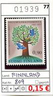 Finnland - Finland - Suomi - Finlande - Michel 809 - ** Mnh Neuf Postfris - - Ungebraucht