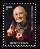 USA, 2017 Scott #5191, Robert Panara, Pioneer And Teacher In Deaf Studies, Second Ounce Rate (70c), MNH, VF - United States
