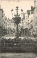 CPA - Namur - Namur Fleuri - Rue De Fer  1907 - Namur