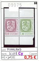 Finnland - Finland - Suomi - Finlande - Michel W118 Cy - ** Mnh Neuf Postfris - - Finnland