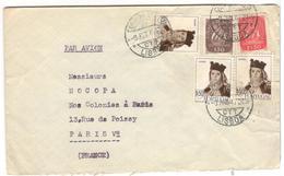 21216 - De LISBOA Pour La France - Lettres & Documents