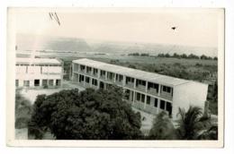 Carton Photo - Moroni - Collège, Vue D'avion -  Pas Circulé - Comores