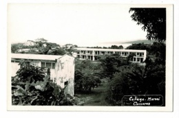 Carton Photo - Moroni - Collège - Pas Circulé - Comores
