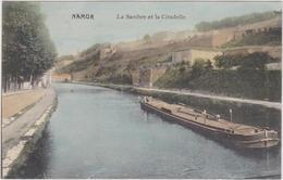 Postkaart Namur Namen La Sambre Et La Citadelle 1913 - Namen