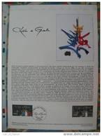 Document Philatelique Officiel De Gaulle - De Gaulle (Général)