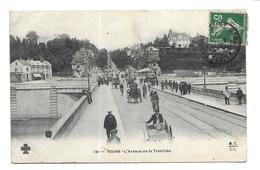 37/ INDRE Et LOIRE...TOURS. L'Avenue De La Tranchée - Tours