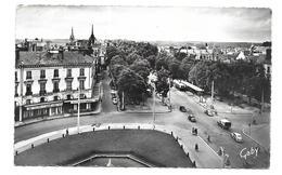 37/ INDRE Et LOIRE...TOURS. Place Du Général De Gaulle Et L'Avenue Grammont - Tours