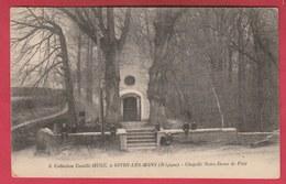 Givry-les-Mons - Chapelle Notre-Dame De Pitié  - 1927 ( Voir Verso ) - Quévy