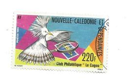 504  CLUB LE CAGOU    (208) - Nueva Caledonia