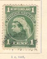 22240 A - NEWFOUNDLAND - Briefmarken
