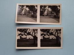 WERELDTENTOONSTELLING Antwerpen 1930 ( Série N° 404 ) ANTWERP Stéréo - Ch. DU HOUX ( Zie / Voir Photos ) ! - Photos Stéréoscopiques