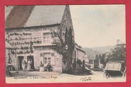 """Waulsort - Chez Céline, à Freyr ... """" Au Repos Des Touristes """"  - 1906 ( Voir Verso ) - Hastière"""