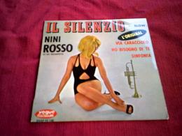 NINI ROSSO  °  IL SILENZIO   +++  REF 95148 - Musicals