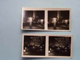 WERELDTENTOONSTELLING Antwerpen 1930 ( Série N° 413 ) ANTWERP Stéréo - Ch. DU HOUX ( Zie / Voir Photos ) ! - Photos Stéréoscopiques