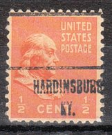 USA Precancel Vorausentwertung Preo, Locals Kentucky, Hardinsburg 723 - Vereinigte Staaten