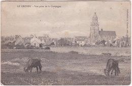 44. LE CROISIC. Vue Prise De La Campagne - Le Croisic