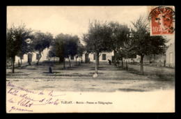 ALGERIE - TLELAT - MAIRIE - POSTES ET TELEGRAPHES - Argelia