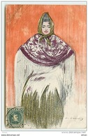 N°8970 - Carte Illustrateur - Femme - Casas N°6 - Illustratori & Fotografie