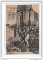 ARGENTON-sur-CREUSE : Place Du Marché - Tres Bon état - France