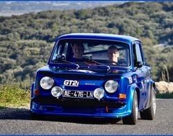 Simca 1000 Rallye 2   -  Rallye Nuit Des Cevennes 2016   -  15x10cms PHOTO - Rallyes