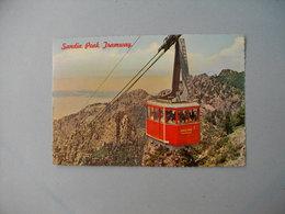 ALBUQUERQUE  -  Sandia Peak Aerial Tramway    -  Nouveau Mexique  -  Etats Unis - Albuquerque