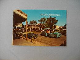 ALBUQUERQUE  -  Old Jown    -  Nouveau Mexique  -  Etats Unis - Albuquerque