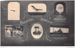 PONTARLIER : Aviation, M. Hanriot - Tres Bon Etat - Pontarlier