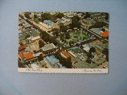 ALBUQUERQUE  -  Old Jown Plaza - View Aérial     -  Nouveau Mexique  -  Etats Unis - Albuquerque