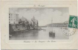 CPA - FINISTERE - LE CONQUET - LE PORT - 1912 - Le Conquet