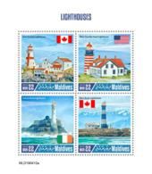 Maldives  2019  Lighthouses  S201907 - Maldives (1965-...)