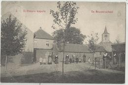 St. Pierre Kapelle - De Bewaarschool - 1909 (St Pieters Kapelle - Enghien - Edingen - Herne) - Herne