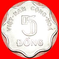 + RICE: SOUTH VIETNAM ★ 5 DONG 1971 MINT LUSTER! LOW START ★ NO RESERVE! - Viêt-Nam