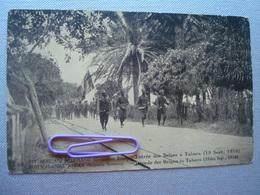 EST AFRICAIN ALLEMAND, Occupation BELGE : Entrée Des BELGES à TABORA Le 19/8/1916 - Autres