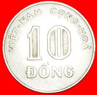 + GREAT BRITAIN: SOUTH VIETNAM ★ 10 DONG 1964! LOW START ★ NO RESERVE! - Viêt-Nam