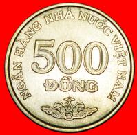 + FINLAND: VIETNAM ★ 500 DONG 2003 MINT LUSTER! LOW START ★ NO RESERVE! - Viêt-Nam