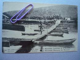 EST AFRICAIN ALLEMAND, Occupation BELGE : Vers BIARAMULO, Traversée De La RUWUWU - Autres